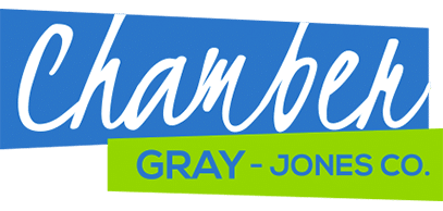 Branding for Gray Jones County Chamber of Commerce