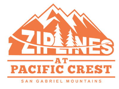 Graphic Design for Ziplines at Pacific Crest in Wrightwood, CA